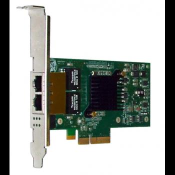 Сетевая карта 2 порта 10/100/1000Base-T (RJ45, Intel i350AM2), Silicom PE2G2i35
