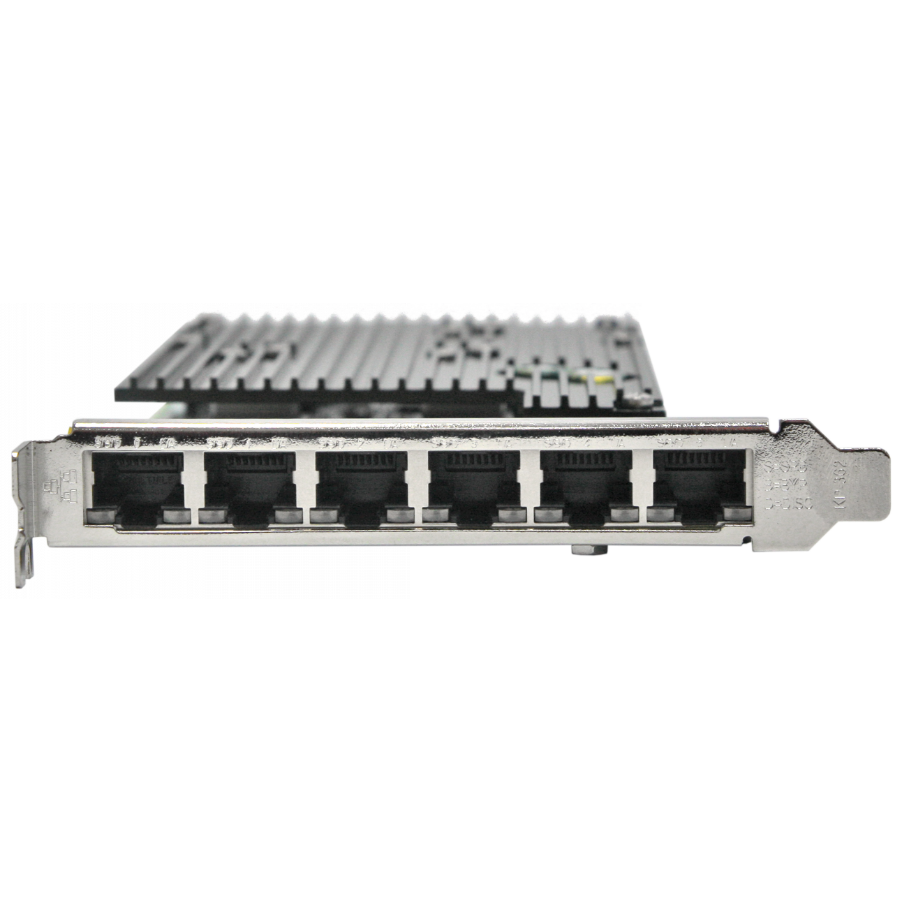 Сетевая карта 6 портов 10/100/1000Base-T Bypass (RJ45, Intel i350AM2 и Intel i350AM4), Silicom PE2G6BPi35-SD