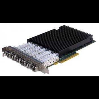 Сетевая карта 6 портов 1000Base-X (SFP, Intel i350AM2 и Intel i350AM4), Silicom PE2G6SFPi35-R