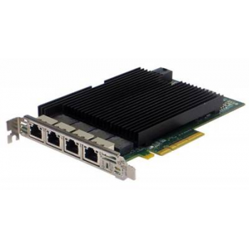 Сетевая карта 4 порта 10GBase-T (RJ45, Intel X540), Silicom PE310G4i40-T