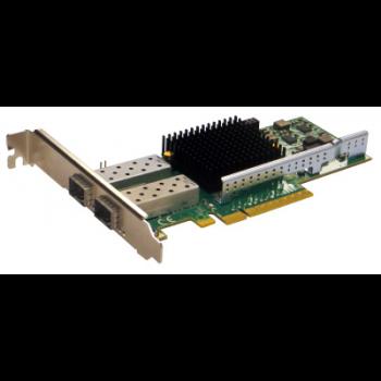 Сетевая карта 2 порта 25GBase-X (SFP28/zSFP+, Intel® XXV710 Based), Silicom PE325G2I71-XR