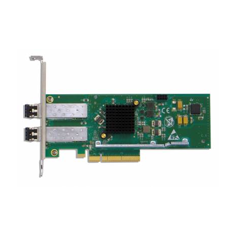 Сетевая карта 2 порта 25GBase-X (SFP28/zSFP+, Broadcom BCM57304), Silicom PE325G2SPB34-ZX