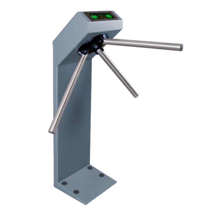 Турникет PERCo-TTR-07.1G с автоматическими преграждающими планками «Антипаника»