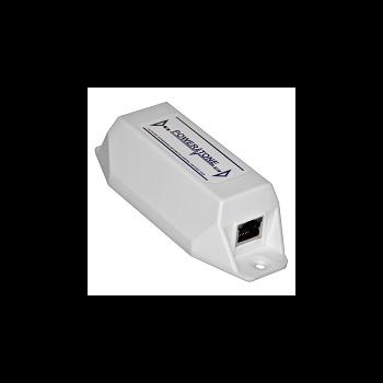 PoE удлинитель PEXT-E интерфейса Ethernet 10/100Mbs, совм. с 802.3af&at(аналог AXIS T8129)