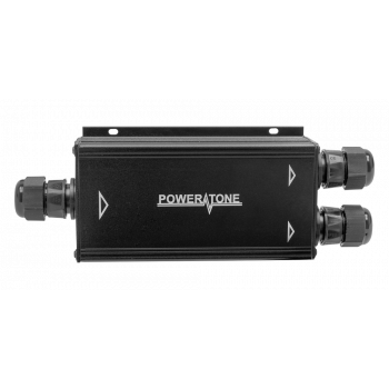 Уличный PoE удлинитель/коммутатор Ethernet PEXT-WP 1/2 10/100/1000BASE-TX, 1x802.3af/at/bt, 2x802.3af/at