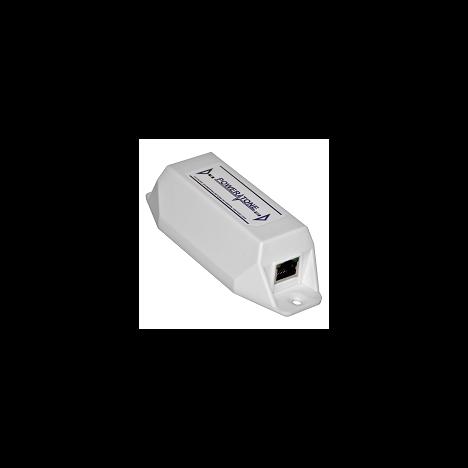 PoE удлинитель интерфейса Ethernet 10/100Mbs PEXT , совм. с 802.3at, 802.3af(аналог AXIS T8129)