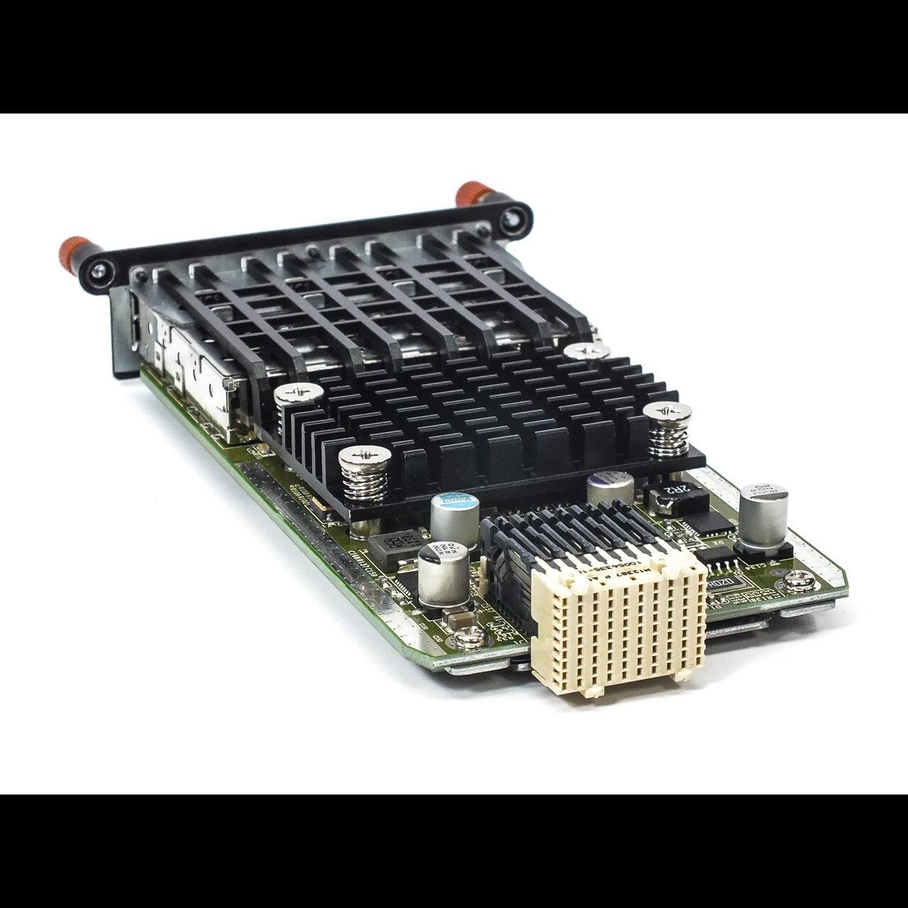 Модуль Dell Quad Port SFP+ 10GbE для Dell блейд систем M1000e
