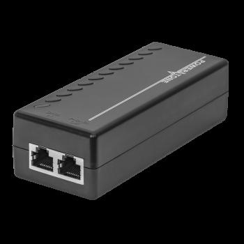PoE инжектор неуправляемый PI-154-1A, 1x10/100/1000BASE-T 802.3af, PoE бюджет 18Вт (уценка)