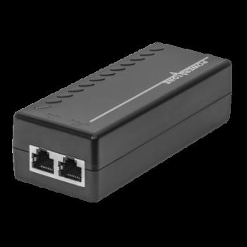 PoE инжектор неуправляемый PI-154-1A, 1x10/100/1000BASE-T 802.3af, PoE бюджет 18Вт