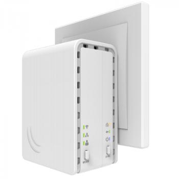 Powerline Wi-Fi адаптер MikroTik PL7411-2nD