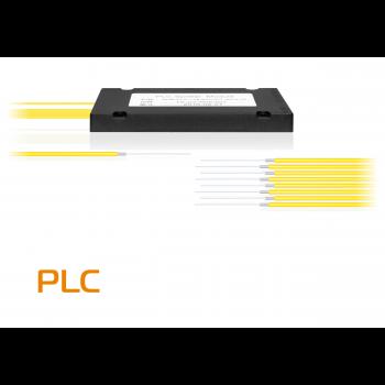 Делитель оптический планарный SNR-PLC-1x8, корпус, неоконцованный