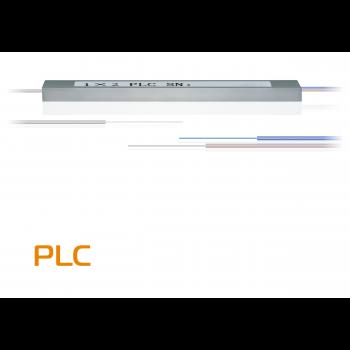 Делитель оптический планарный PLC-M-1x2, бескорпусный, неоконцованный