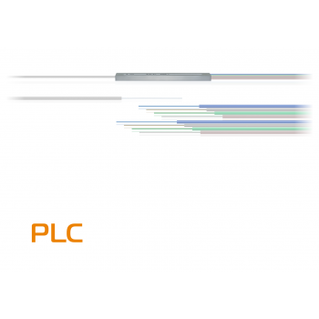 Делитель оптический планарный PLC-M-1x8, бескорпусный, неоконцованный