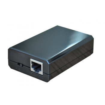1-портовый сплиттер PS-154-1 PoE 802.3af 10/100/1000Mbps, 5В/2А, 9В/1.5А, 12В/1А