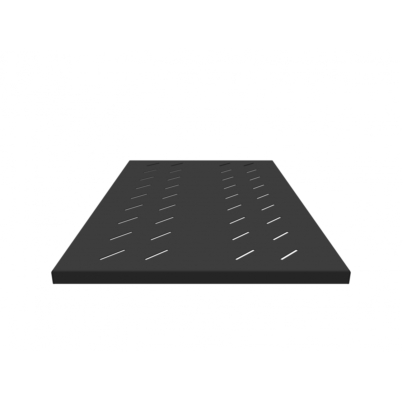 Полка под аккумуляторы  усиленная 200кг глубиной 950мм черная