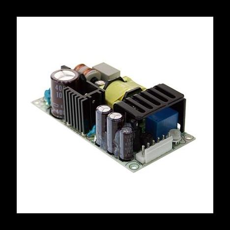 PSC-60B-C Блок питания c функцией ИБП и сигнальными выходами Вых1: 27,6В/1,4А; АКБ: 27,6В/0,75А; 59,34Вт, Mean Well