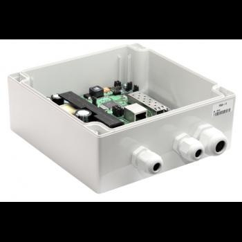 Уличный неуправляемый коммутатор TFortis PSW-11 для подключения 1 камеры