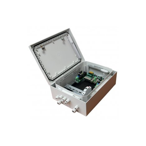 Многофункциональный гигабитный уличный управляемый PoE-коммутатор TFortis PSW-1G4F-Box