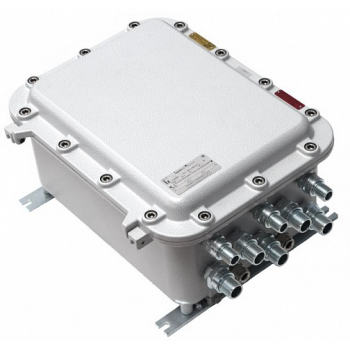 Взрывозащищенный гигабитный управляемый уличный коммутатор PSW-2G4F Ex для подключения 3 камер