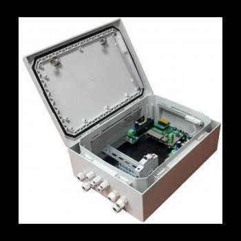 Многофункциональный гигабитный уличный управляемый PoE-коммутатор TFortis PSW-2G4F-Box