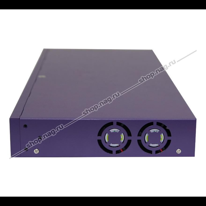 PoE коммутатор PUS-154-24-2L 26-портовый неуправляемый 802.3af  24*10/100BASE-TX + 2*1000 Комбо, 250Вт