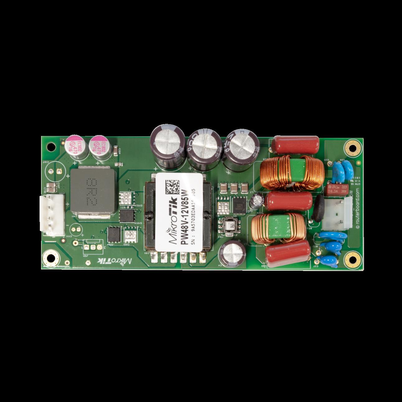 Блок питания Mikrotik 48V в 12V85W