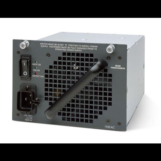 Блок питания Cisco Catalyst PWR-C45-1400AC