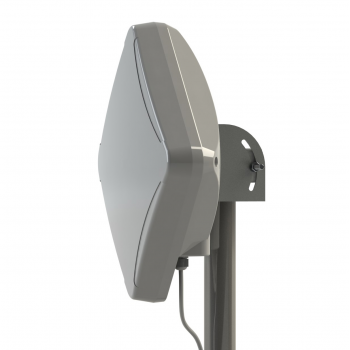 Антенна направленная с гермобоксом PETRA BB MIMO 2x2 UniBox, X-Pol, 14,5 dBi, 1.7-2.7ГГц