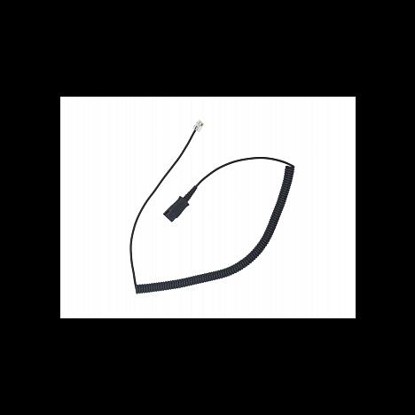 Шнур-переходник QD(P)-RJ9(02), для CISCO