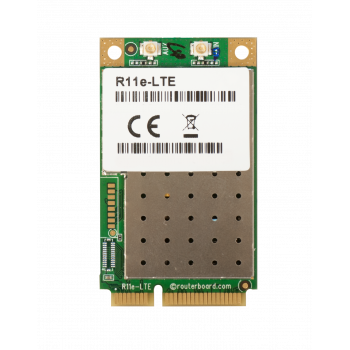Радиокарта MikroTik R11e-LTE