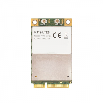 Радиокарта MikroTik R11e-LTE6