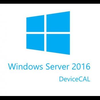 Лицензия Microsoft Windows Server CAL 2016 RUS OEM CAL на 5 устройств
