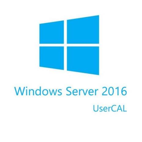 Лицензия Microsoft Windows Server CAL 2016 RUS OEM CAL на 1 пользователя