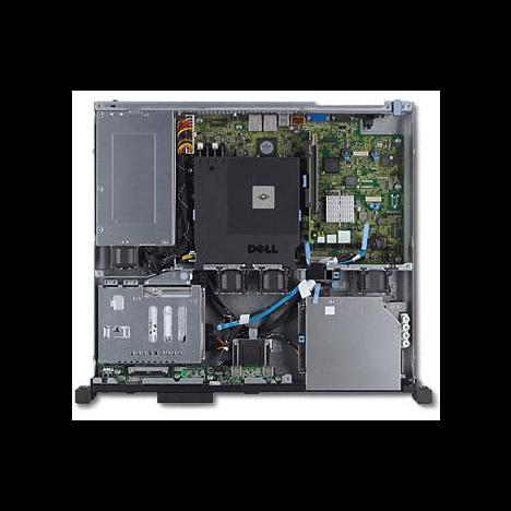 Сервер Dell PowerEdge R210II, 1 процессор Intel Xeon E3-1220 3.1GHz, 8GB DRAM
