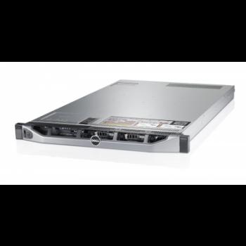 Сервер Dell PowerEdge R620, 2 процессора Intel Xeon 6C E5-2640 2.50GHz, 32GB DRAM, 8SFF