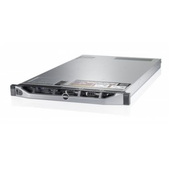 Сервер Dell PowerEdge R620, 2 процессора Intel Xeon 10C E5-2670v2 2.50GHz, 64GB DRAM