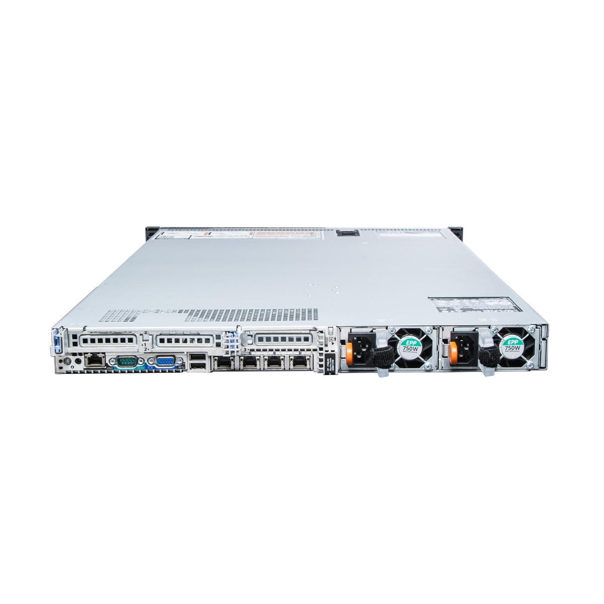 Сервер DELL PowerEdge R630, 2 процессора Intel Xeon 8C E5-2620v4 2.10GHz/20MB, 32GB DRAM, 8SFF, PERC H730/1GB FBWC