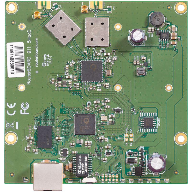 Материнская плата MikroTik RB911-5HacD
