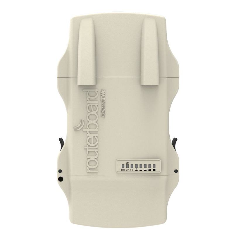 Точка доступа MikroTik NetMetal 5 RB922UAGS-5HPacT-NM with a miniPCI-express slot,  three RP-SMA