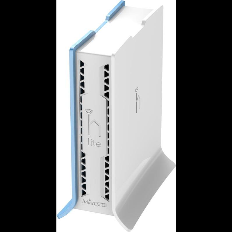 Беспроводной маршрутизатор Mikrotik hAP lite (RouterOS L4) RB941-2nD-TC
