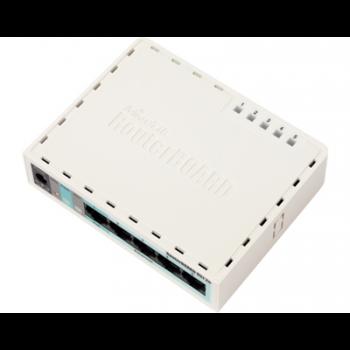 Маршрутизатор Mikrotik RB951-2n