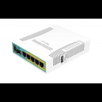Маршрутизатор MikroTik hEX PoE RB960PGS(уценка)
