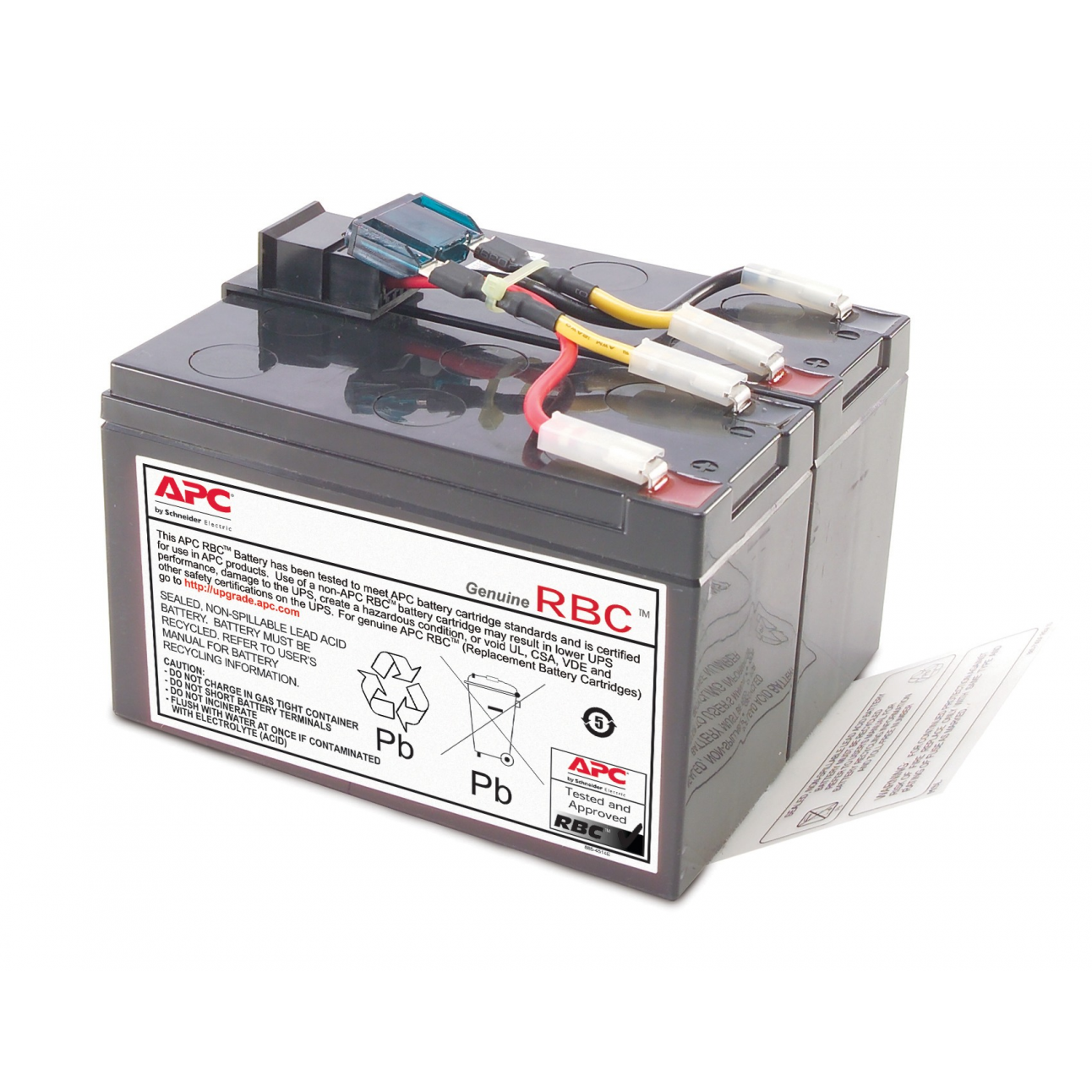 Батарея APC Battery replacement kit for SUA750I