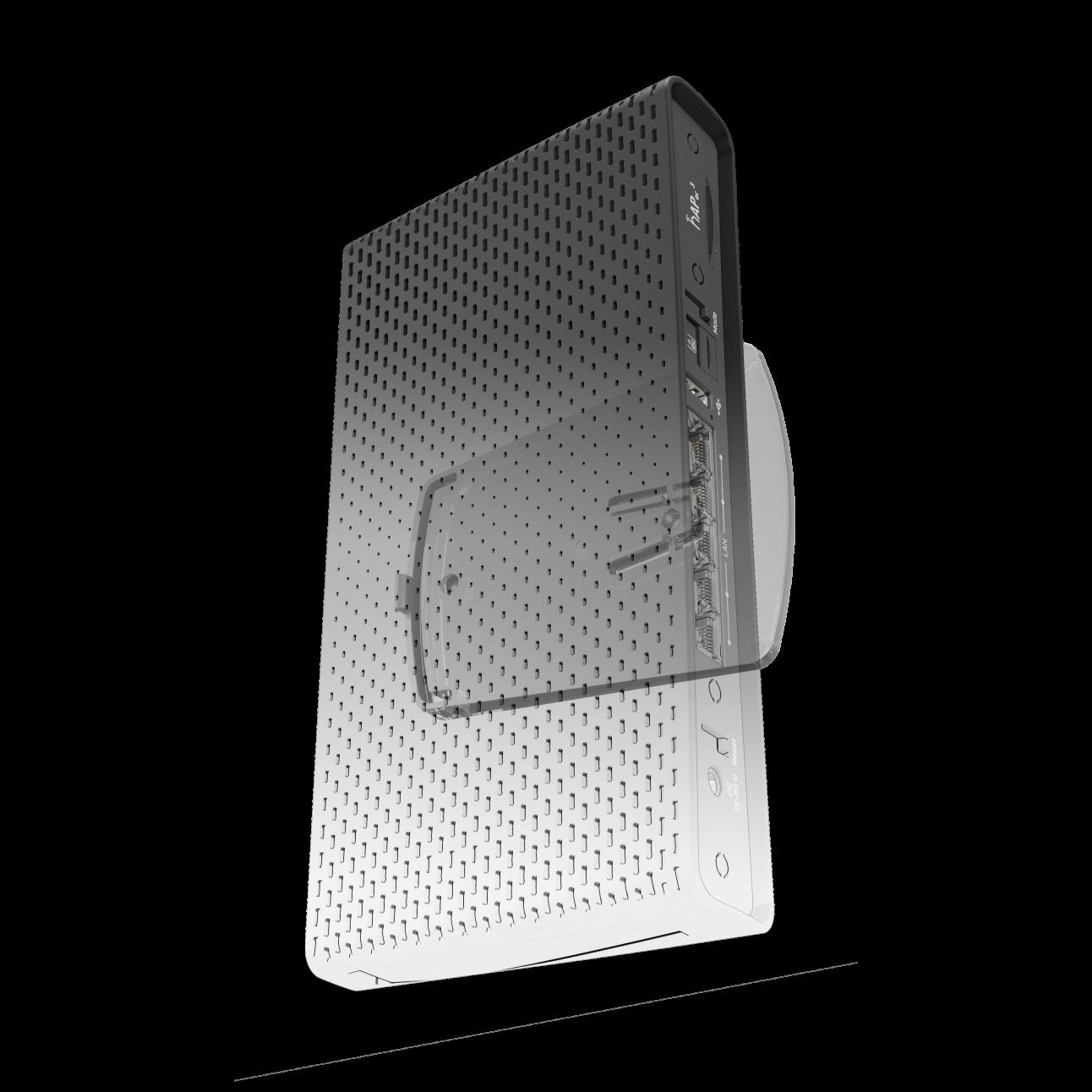 Радиомаршрутизатор MikroTik hAP ac 3