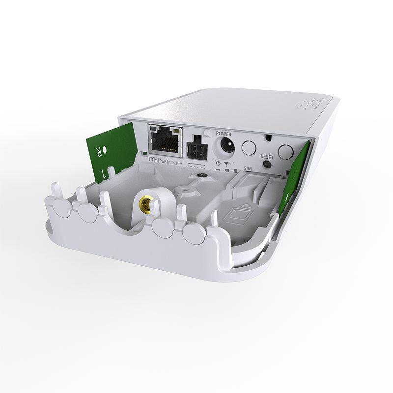 Точка доступа MikroTik wAP 4G kit