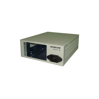 Шасси для установки 2-x карт E1 RC001-1D-AC, питание 220V