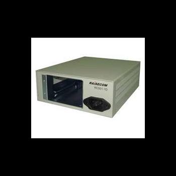 Шасси для установки 2-x карт E1 RC001-1D-DC, питание 48V