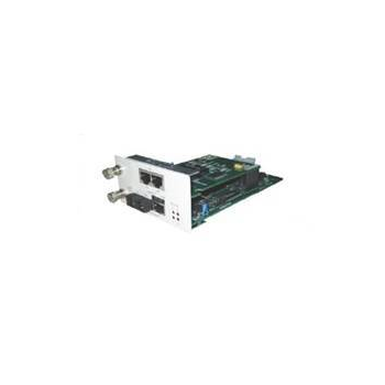 Карта 4xE1, 1xFE, встроенный трансивер для установки в шасси RC001D-1