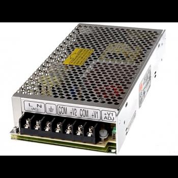 RD-125-1224 Блок питания с двумя выходами 12В/3,7А, 24В/3,7А, 133,2Вт Mean Well