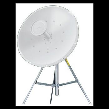 Антенна направленная MIMO 2x2, 26 дБ, 3.3-3.8 ГГц, 3°